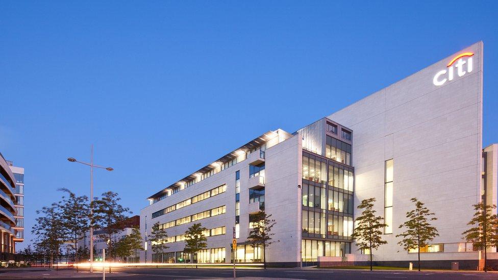 Citigroup buys Titanic Quarter Belfast office