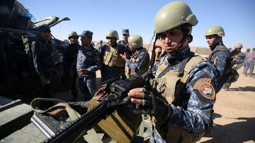 د عراق موصل ښار عملیاتو کې لومړنی امریکایي پوځي ووژل شو