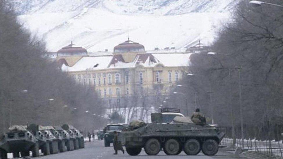 ইতিহাসের সাক্ষী: আফগানিস্তানে কিভাবে ঢুকেছিল সোভিয়েত বাহিনী
