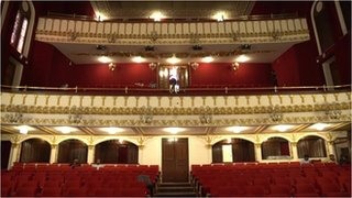 India's Royal Opera house re-opens