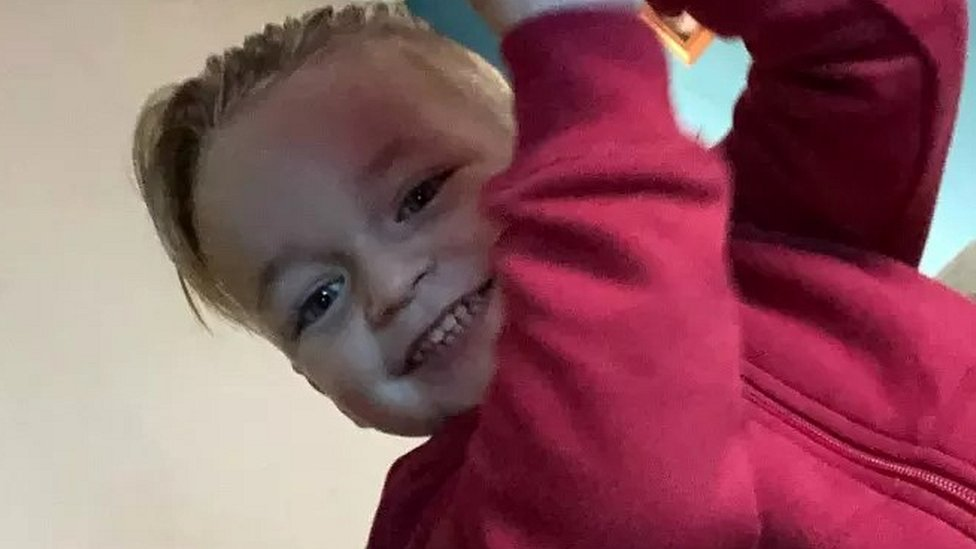 Alfie Lamb death: Mother told crushed boy 'to be quiet'