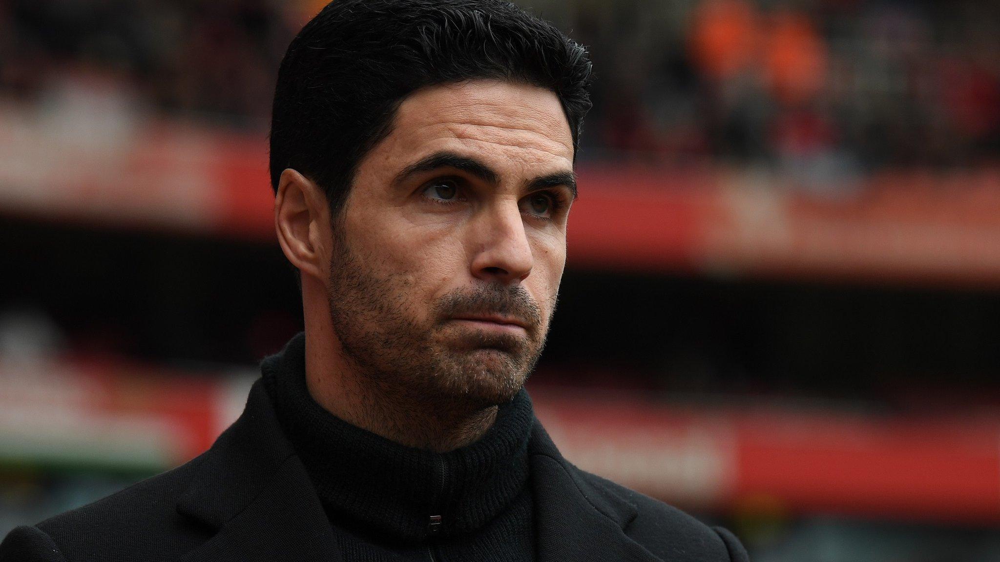 Mikel Arteta Arsenal Manager Test Positive For Coronavirus See How E Happun Bbc News Pidgin