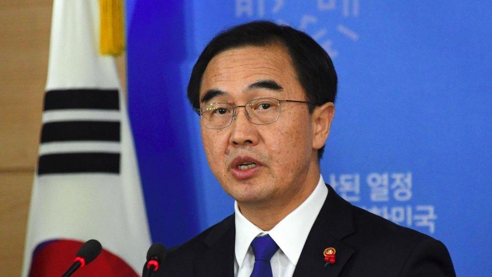 Сеул запропонував КНДР обговорити Олімпіаду в Пхьончхані