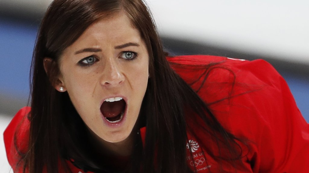 Eve Muirhead happy with 'fantastic start' as GB teams open with victory