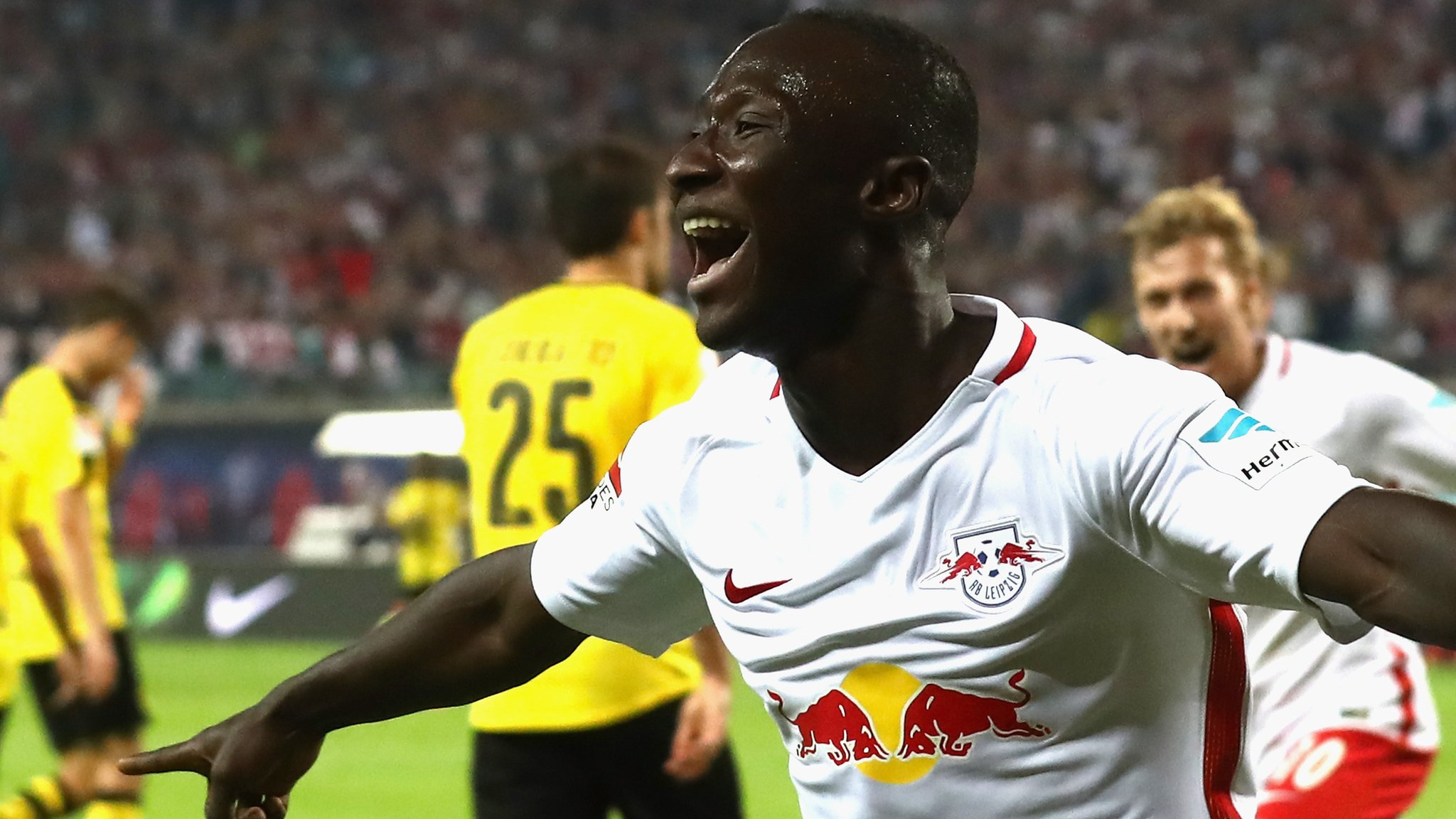 From the streets of Guinea to a record-breaker - Keita is living the dream