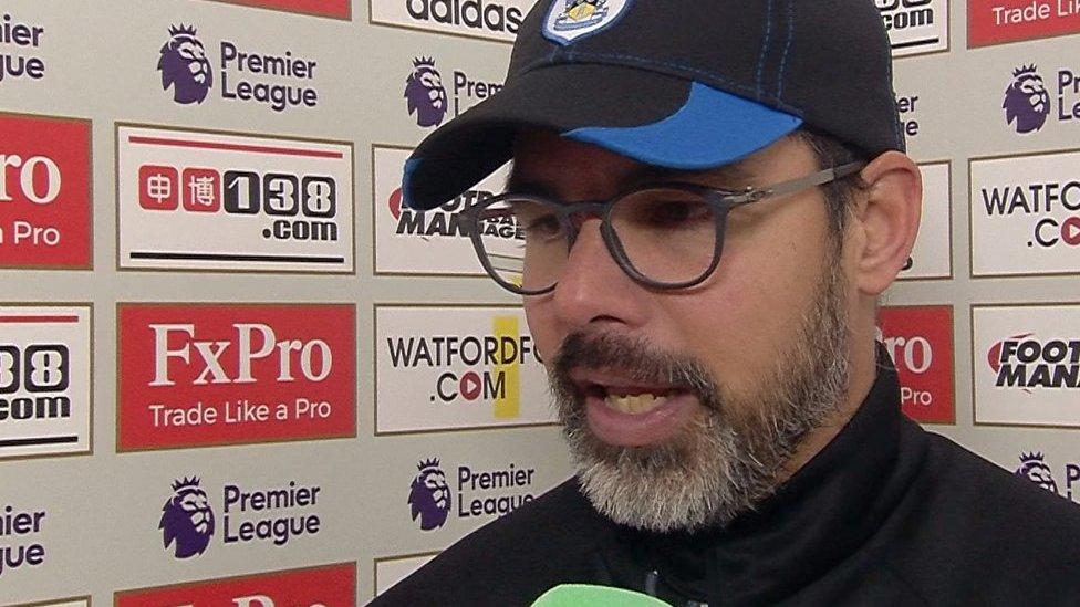 Watford 1-4 Huddersfield: David Wagner proud of 'unbelievable' Terriers