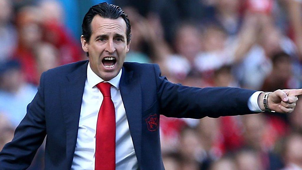 Emery: Arsenal inahitaji kujikakamua zaidi