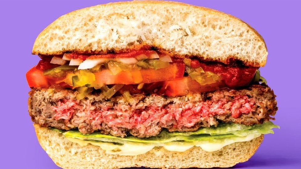 TED 2019: The $50 lab burger transforming food