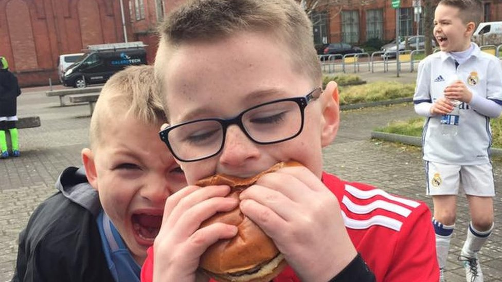 Truth or Not? 'I want to go out of business': One man's mission to feed Scotland's children