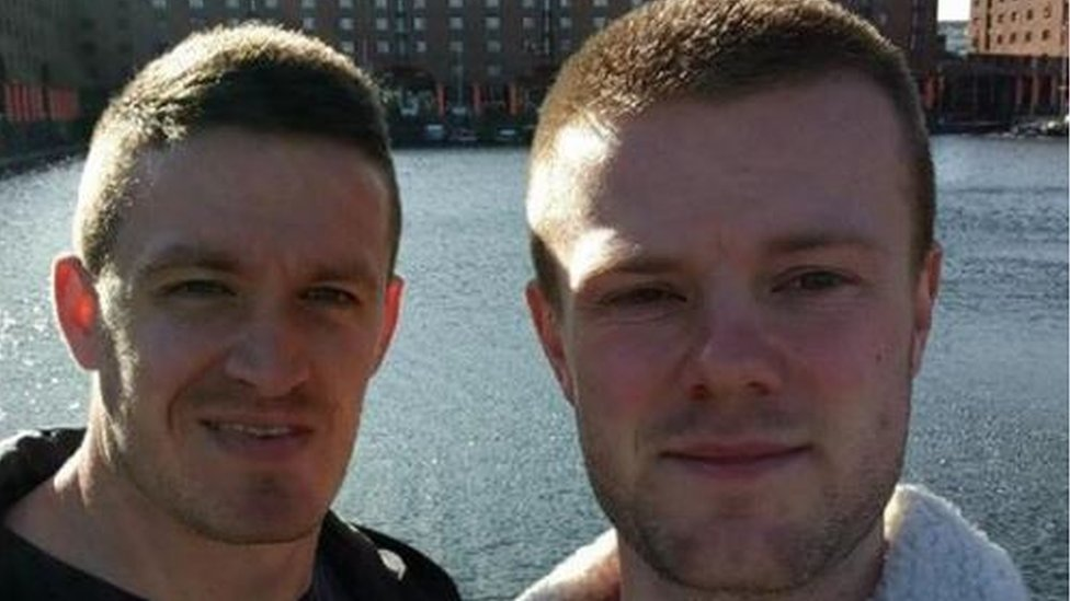 Gay men told bar 'for mixed-sex couples' only