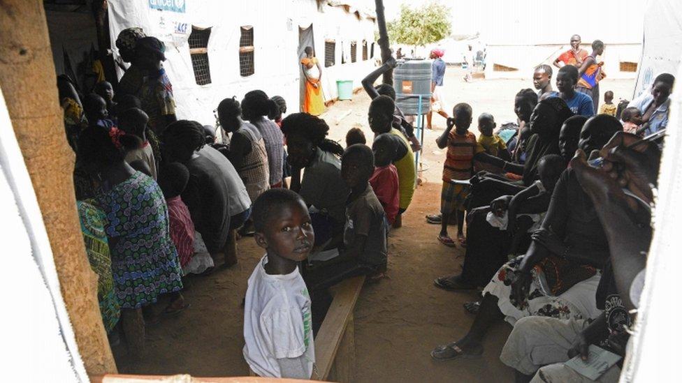 مدنيون عالقون في جنوب السودان