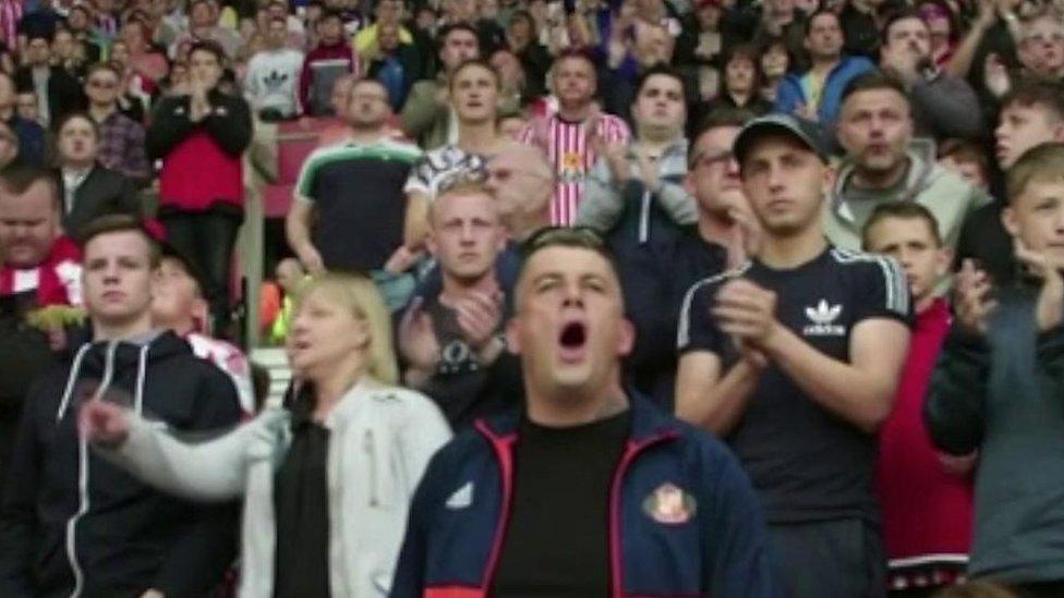 Sunderland 'Til I Die: Netflix follows SAFC relegation