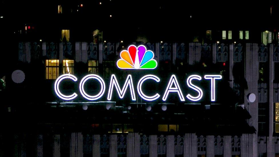 Las grandes empresas de telecomunicaciones como Comcast pueden ser las grandes beneficiarias de las nuevas reglas.