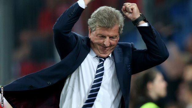 BBC Sport - Roy Hodgson: England manager wants new contract