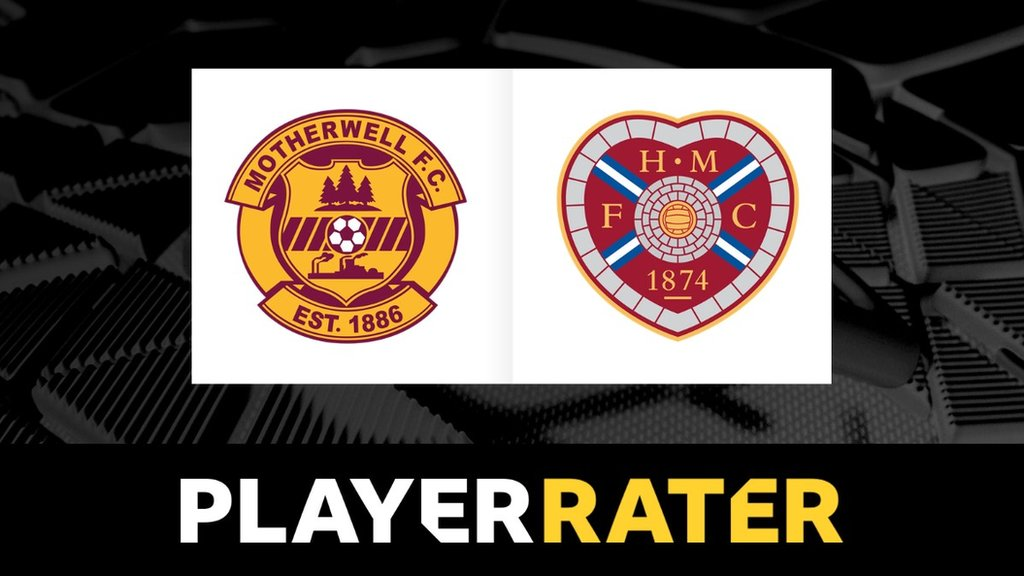 Motherwell v Hearts: Rate the players