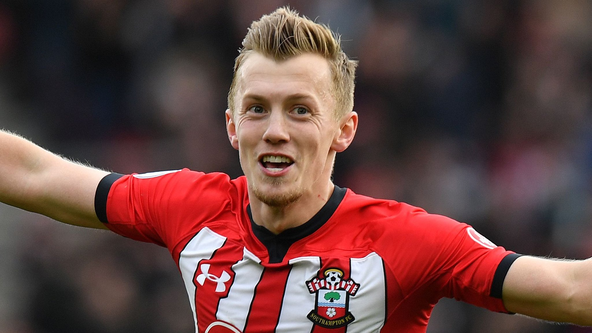 James Ward-Prowse gets England squad call-up after trio pull out