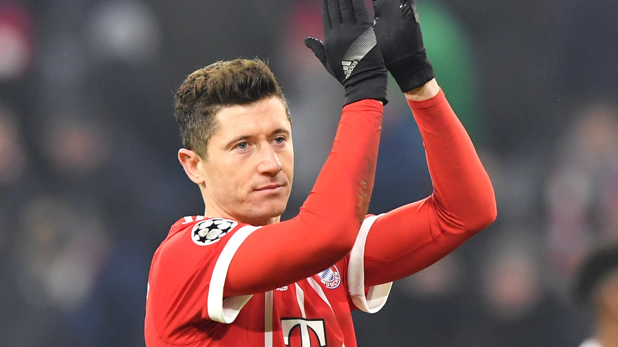 Real beat Chelsea and Man Utd to Lewandowski - gossip