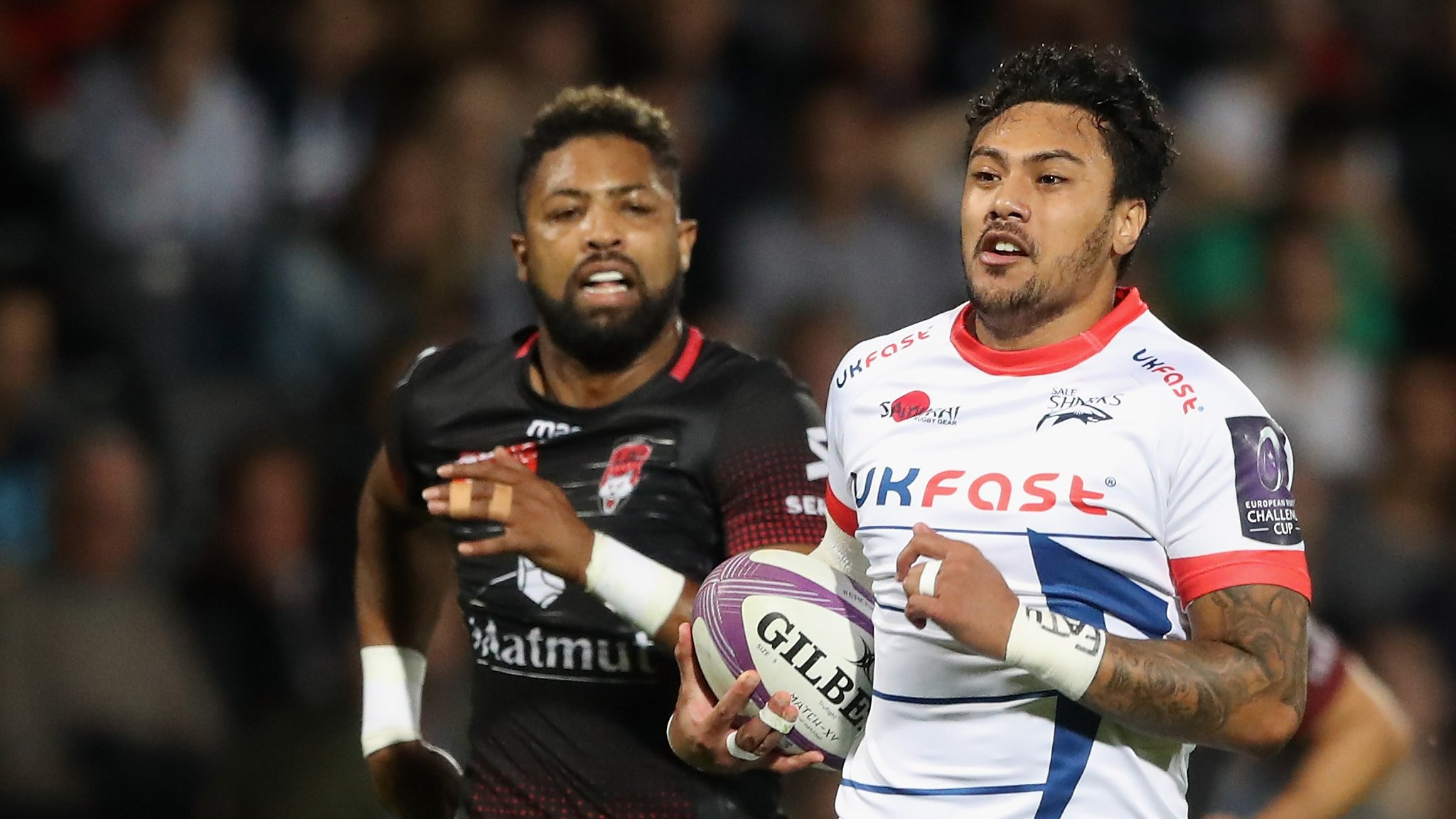 Sale squander 14-point lead to lose at Lyon