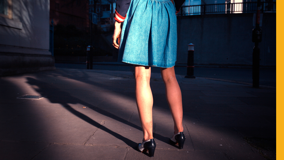 'Upskirting': It happened to me