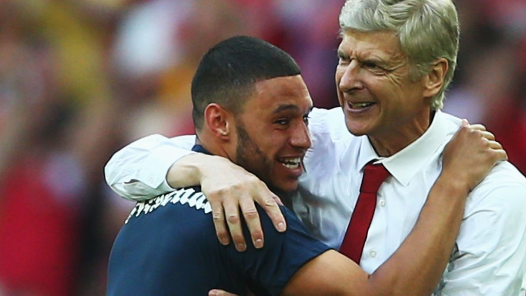 FA Cup finalists Gunners 'didn't move forward with top teams in league'