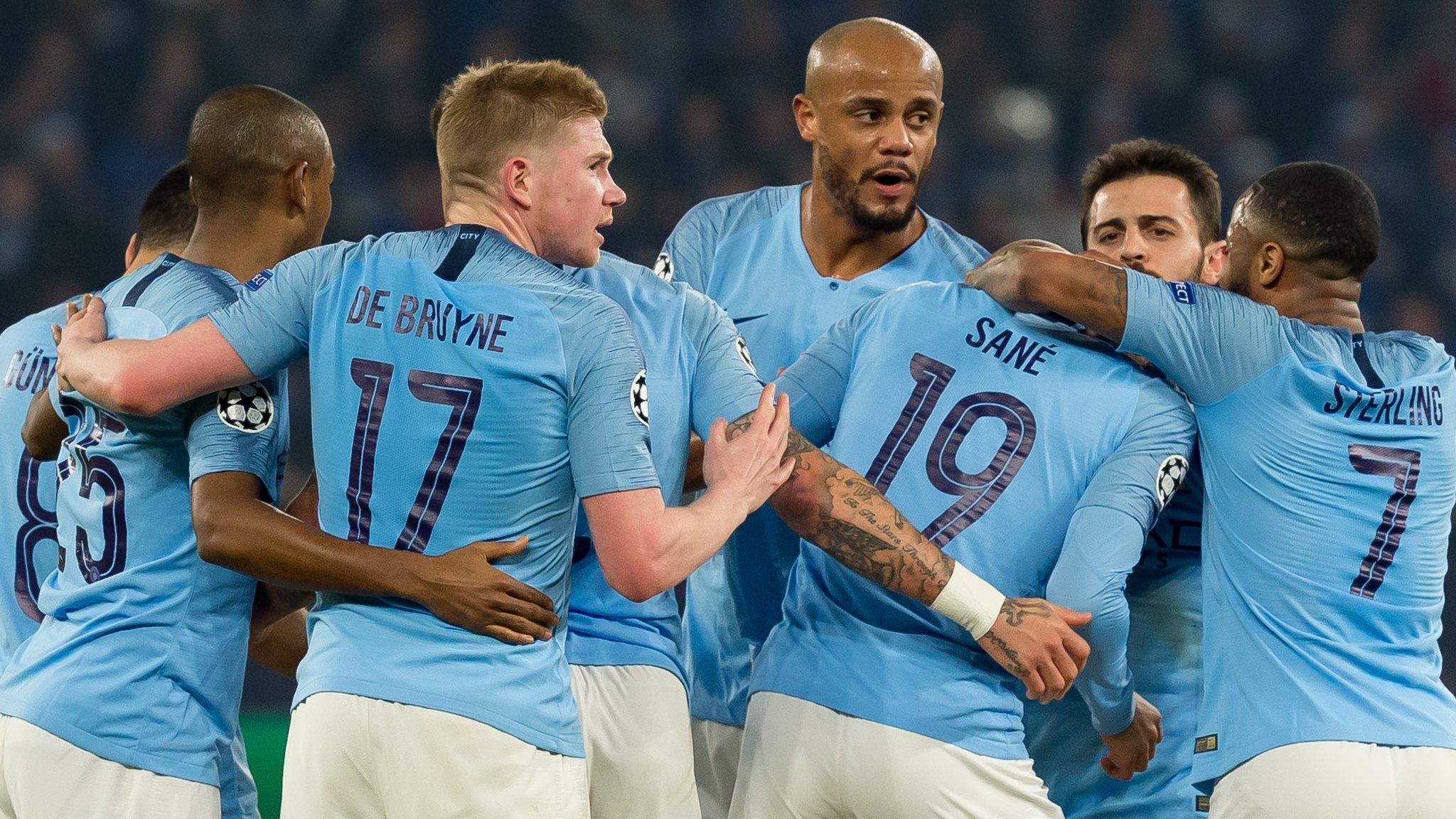 Manchester City fan Paul Worth reveals Schalke attack left him 'close to death'