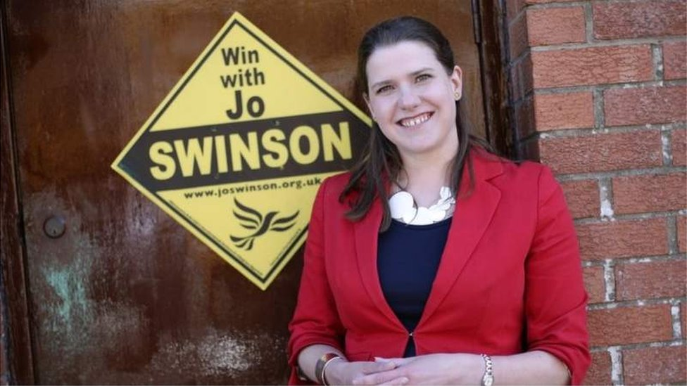 Jo Swinson says Tories broke Brexit vote agreement
