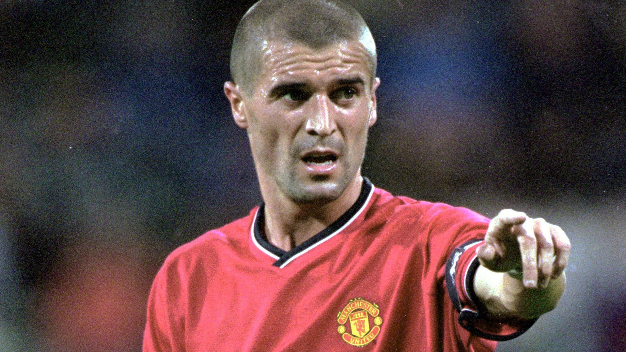Whose presence rivals Roy Keane's? Read Garth's team of the week & pick your own