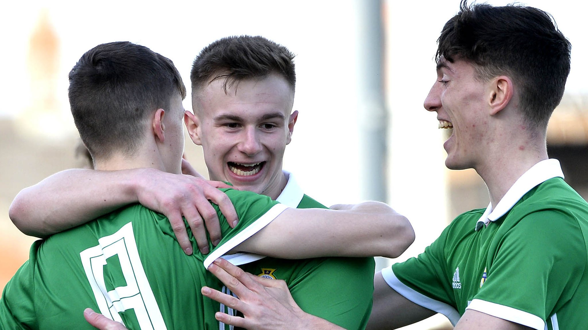 N Ireland U18 Schoolboys need point against Republic to clinch Centenary Shield