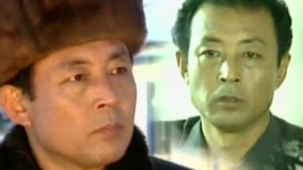 El actor Gang Nam-hoon (Foto: DPRK Today)