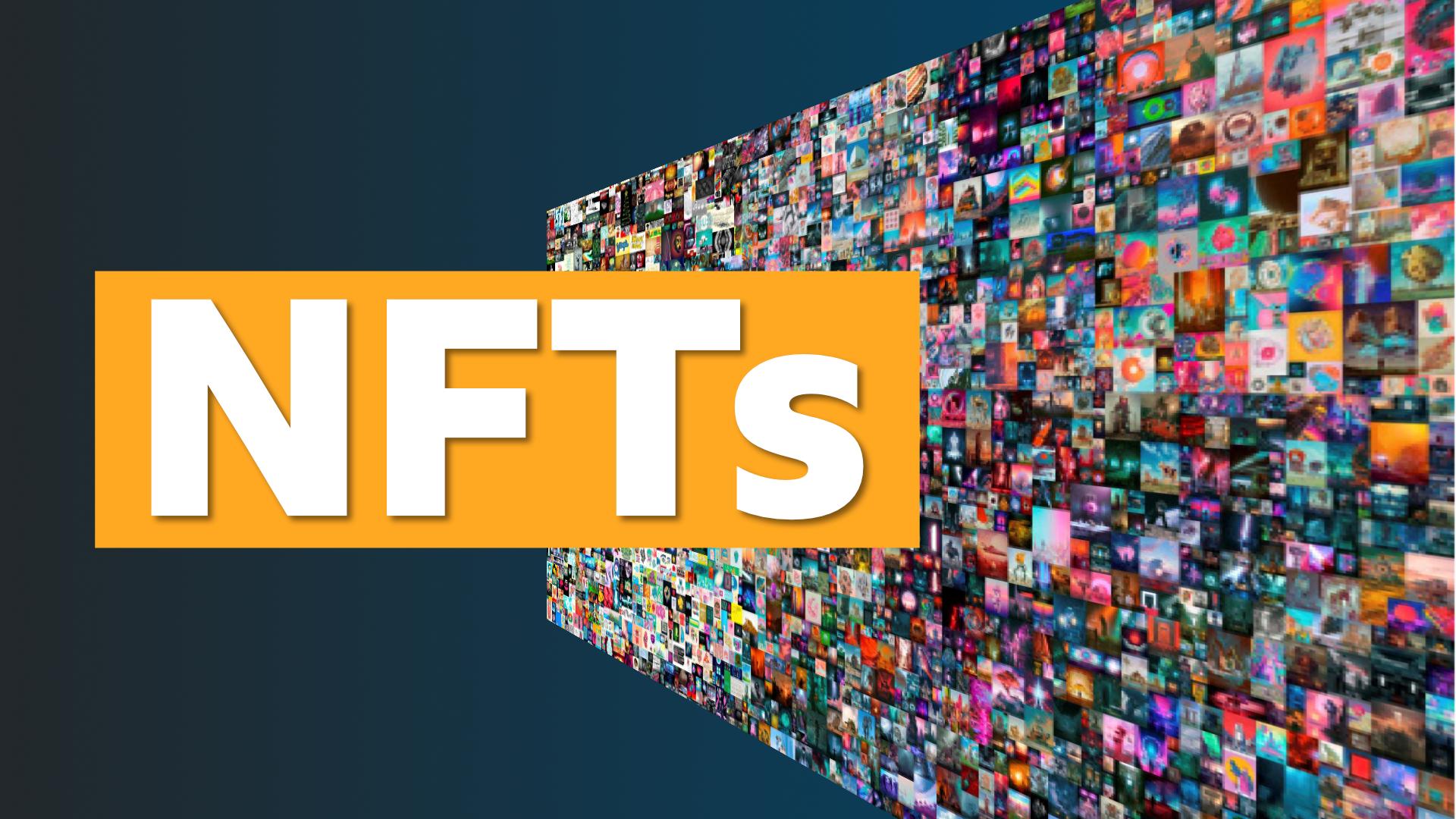 Que sont les NFT et pourquoi certains valent des millions ? - BBC News Afrique