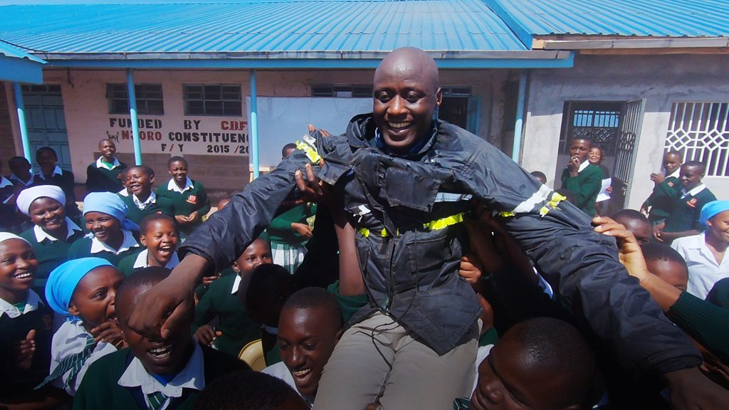 World's Best Teacher Peter Tabichi on how he reached the top
