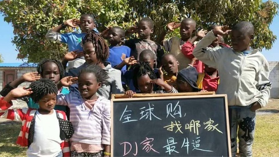 Chinese vendors 'exploiting' African children removed from Taobao