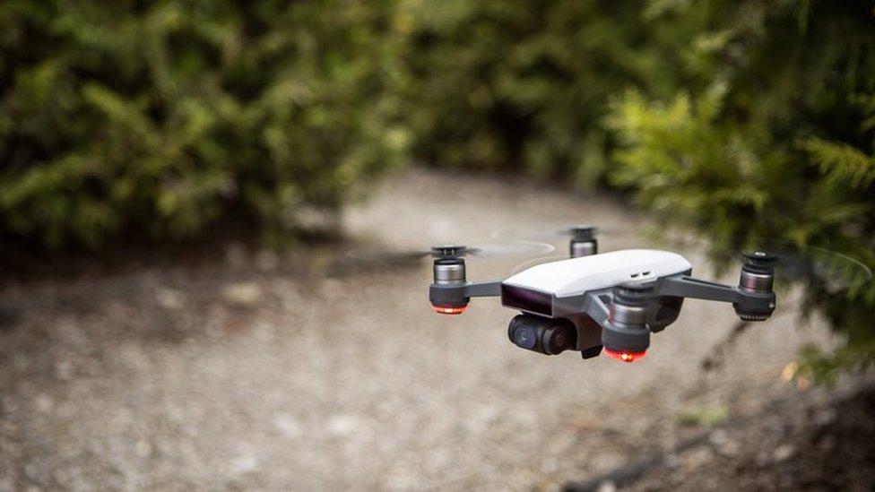DJI makes drone safety improvements