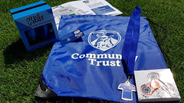 Oldham Athletic: Latics become first club in EFL to offer sensory packs to autistic fans