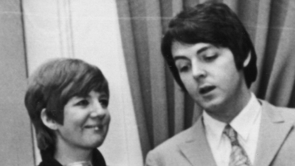 Paul McCartney demo given to Cilla Black goes up for auction