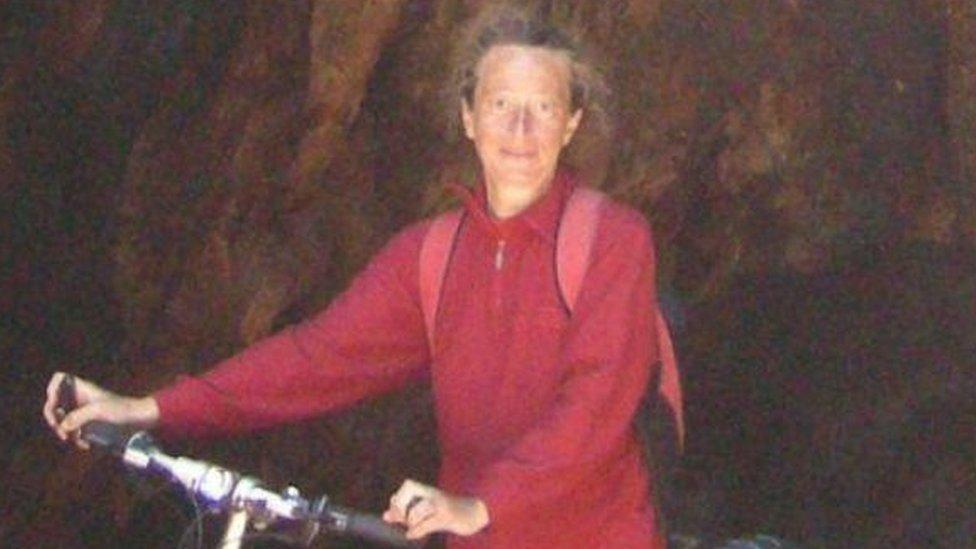 Monika Billen: German tourist found dead in Australian outback