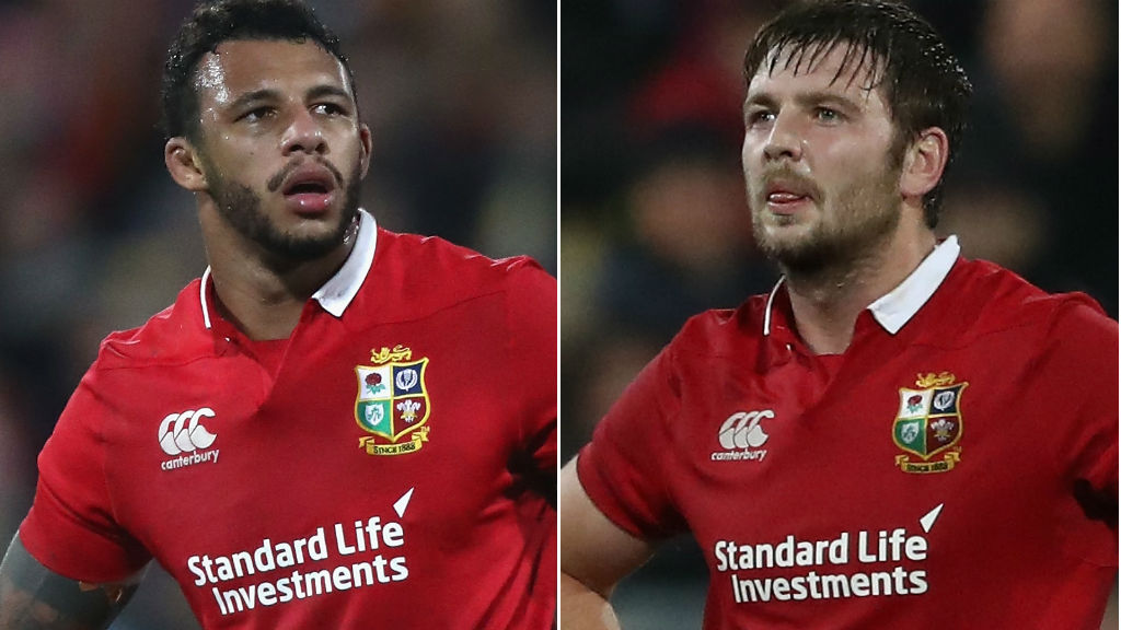 British and Irish Lions 2017: 'Courtney Lawes favourite to force way into Test squad'