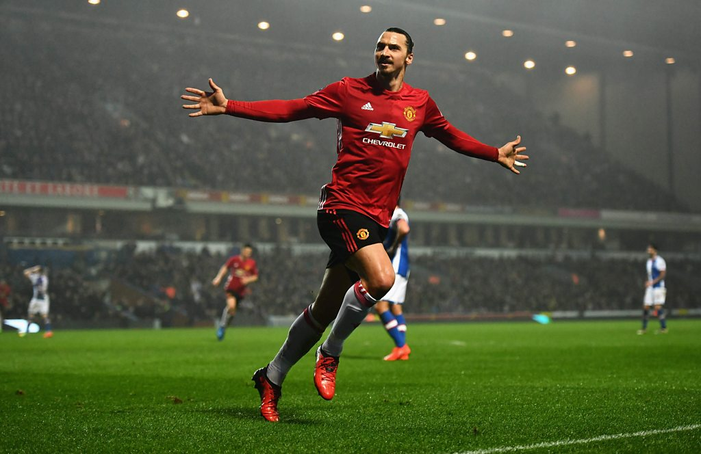 FA Cup: Blackburn Rovers 1-2 Manchester United highlights