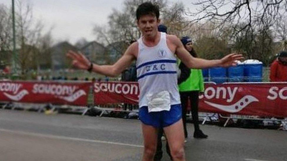 Wrong-name Cambridge Half Marathon winner can re-apply
