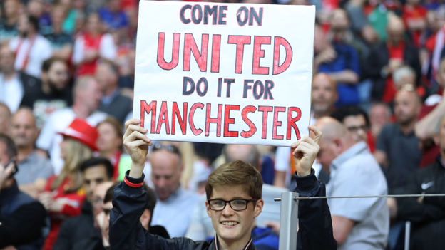 'Big night for Man Utd but an even bigger night for the city'