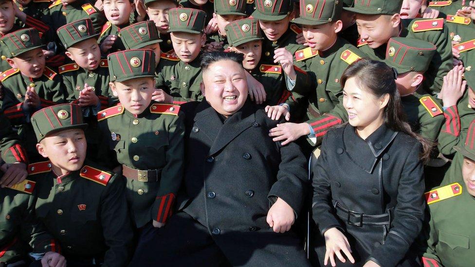 El secretismo siempre ha rodeado a la dinastía Kim.