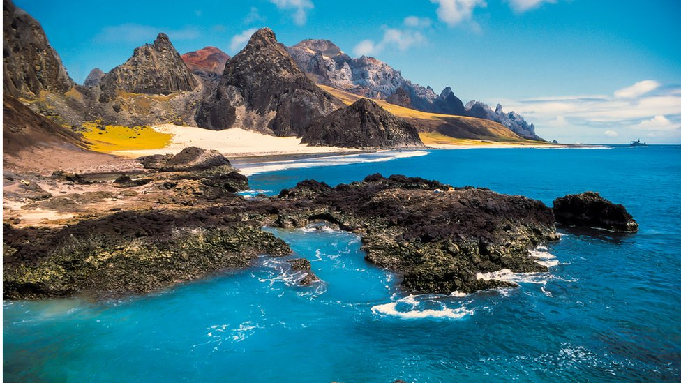 Isla de Trindad