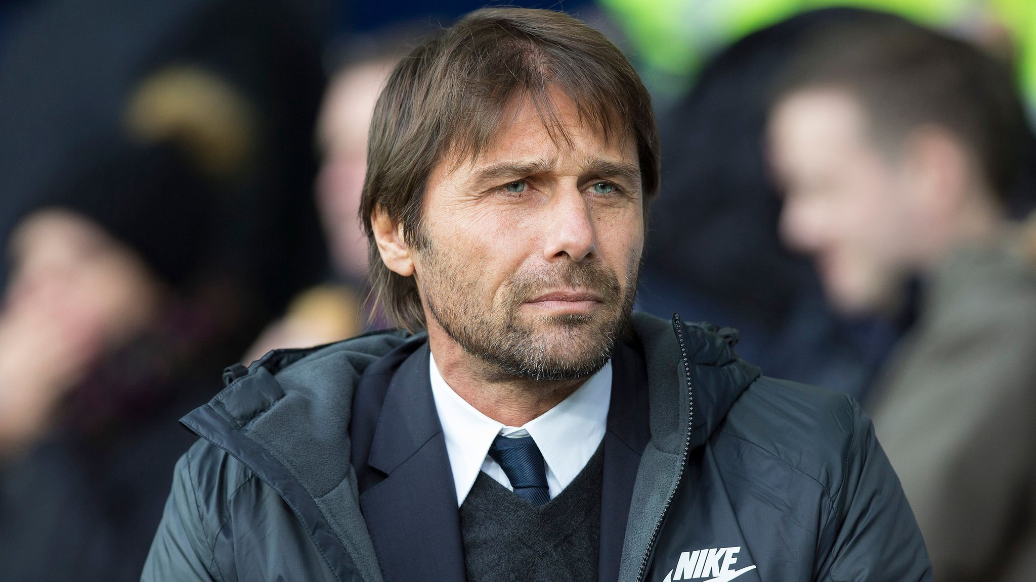 Conte is Italian FA boss' first choice as new Italy coach