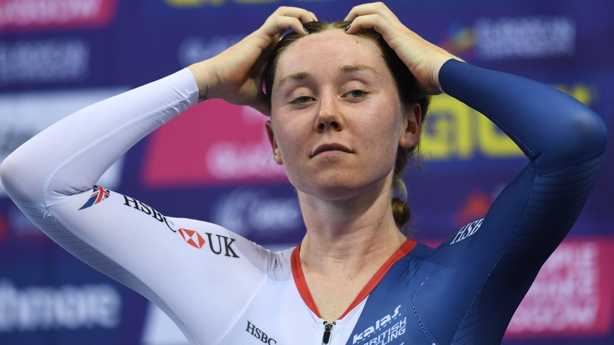 UCI Track Cycling World Championships: Katie Archibald targets right level of nerves