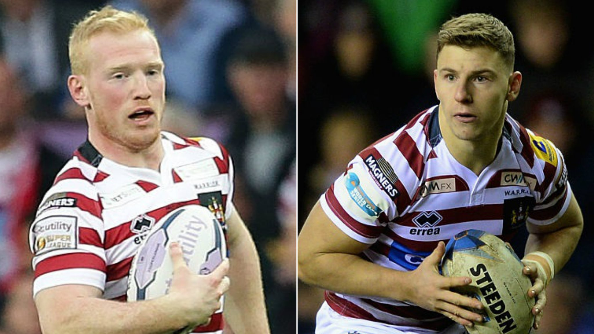 Wigan duo set to miss Englands Four Nations opener