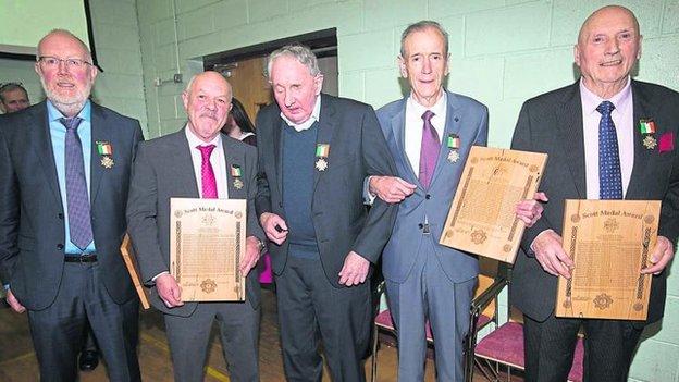 Tom Peters: Ex garda officer blinded by IRA Garryhinch blast dies