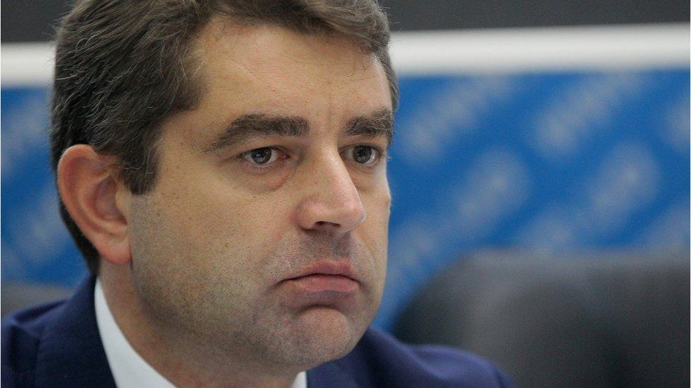 Послом Украины в Чехии назначили Перебийноса
