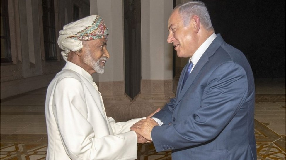 Israel-Arab ties warm up after long deep freeze