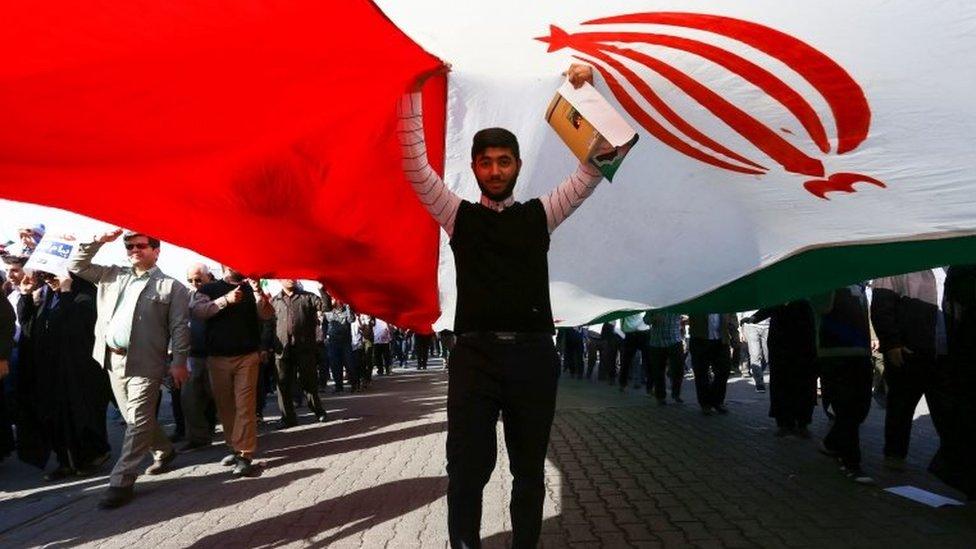 Що відбувається в Ірані?