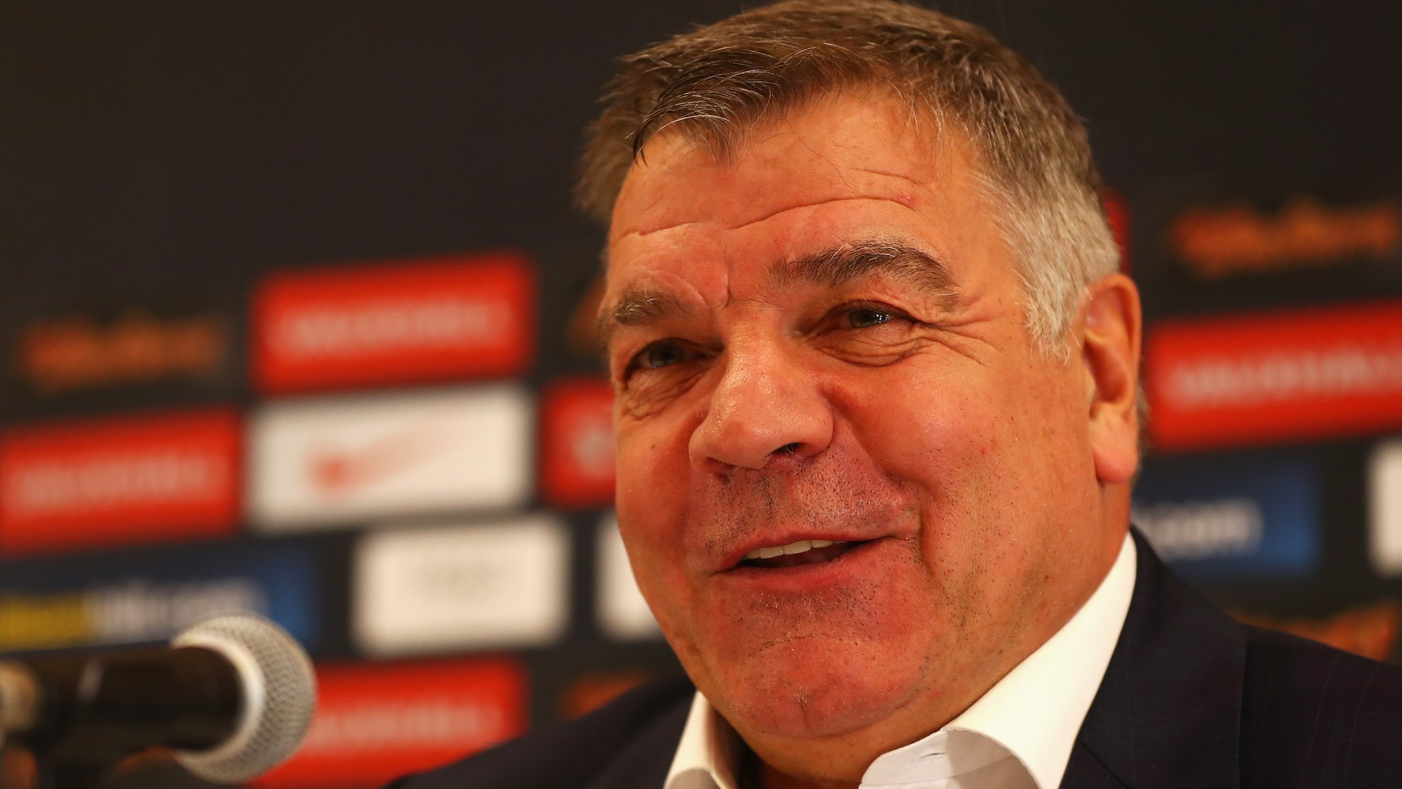 I'm tough enough for greatest challenge - new England boss Allardyce